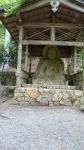 三千院 石彫大仏