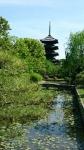 東寺 五重塔3