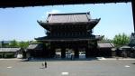 東本願寺 門