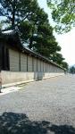 京都御所 塀