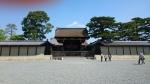 京都御所 裏門