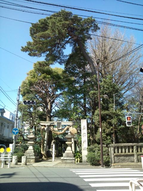 奥沢神社F1000994