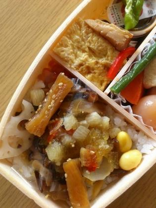 亀戸升本香取弁当(季節限定)(定番)3