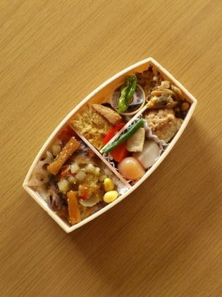 亀戸升本香取弁当(季節限定)(定番)9