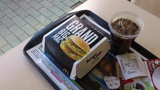 マクドナルドグランドビッグマック3