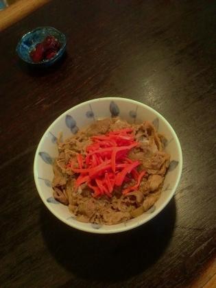 キッチンポコ牛丼3