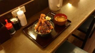 上野、かつ仙、海鮮丼6