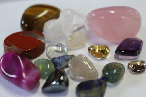 甲斐水晶宝石ひろい