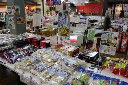 森の駅 昇仙峡  店内の様子 (3)