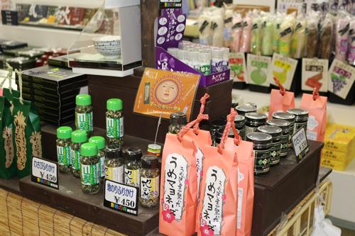 森の駅 昇仙峡  店内の様子 (4)