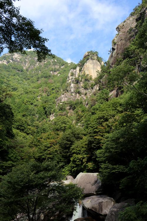 覚円峰 9月3日撮影 (1)