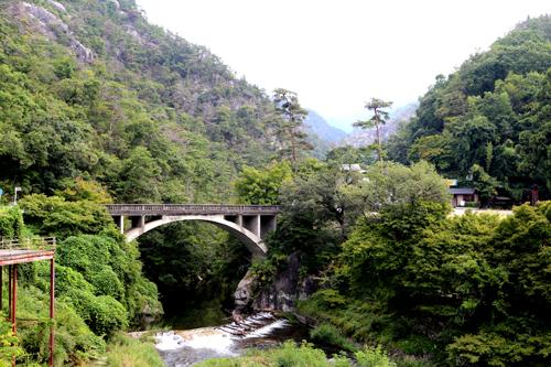 長瀞橋9月11日