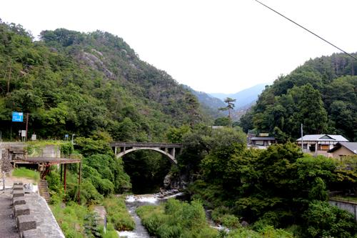 長瀞橋 9月11日