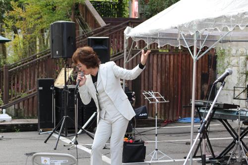 第1回昇仙峡水晶祭り吉水しげる 歌謡ショー2