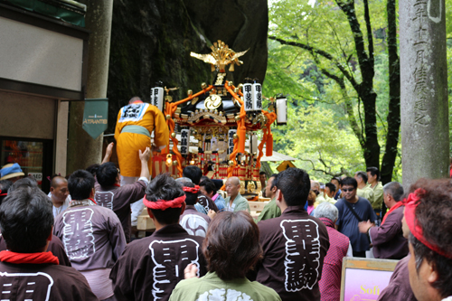 第1回昇仙峡水晶祭り 15