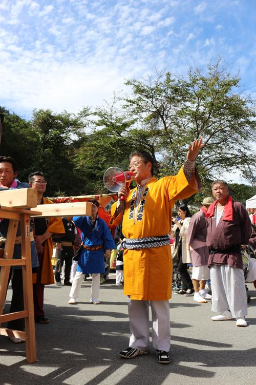 第1回昇仙峡水晶祭り 12
