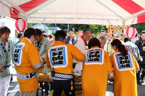 第1回昇仙峡水晶祭り 13