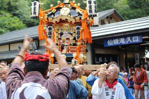 第1回昇仙峡水晶祭り 14