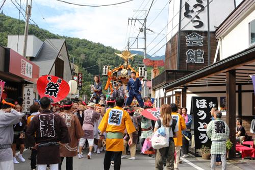 第1回昇仙峡水晶祭り 7