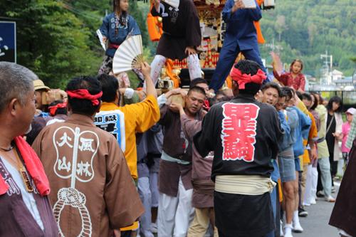 第1回昇仙峡水晶祭り 5