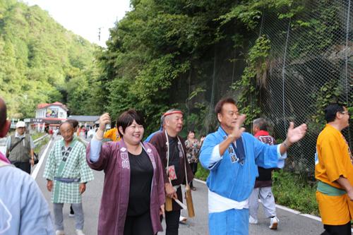 第1回昇仙峡水晶祭り 6
