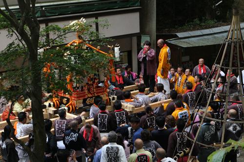 第1回昇仙峡水晶祭り 2
