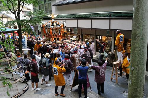 第1回昇仙峡水晶祭り 3