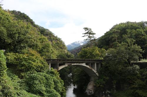 9月25日長瀞橋 (1)