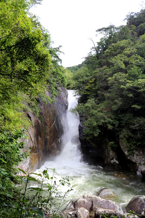 9月25日仙娥滝