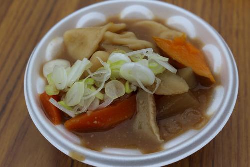 昇仙峡ほうとう祭りつくたべかん (4)