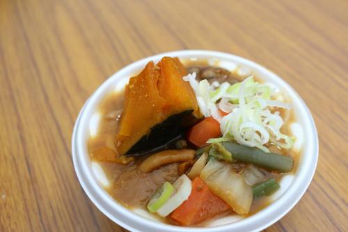昇仙峡ほうとう祭り円右衛門 (3)