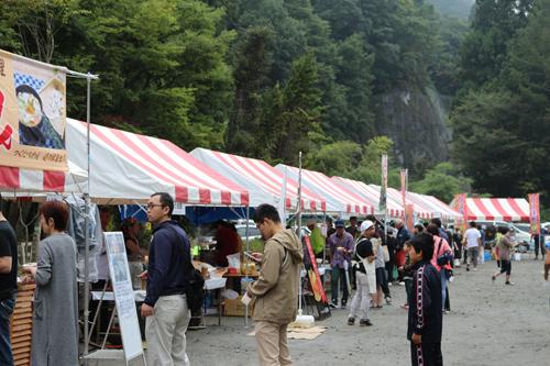 昇仙峡ほうとう祭り (2)