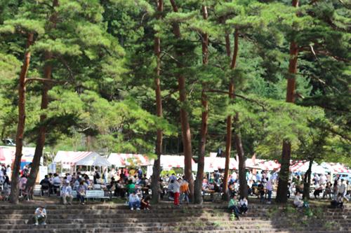 第7回昇仙峡ほうとう祭り (5)