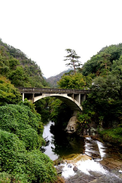 長瀞橋10月2日