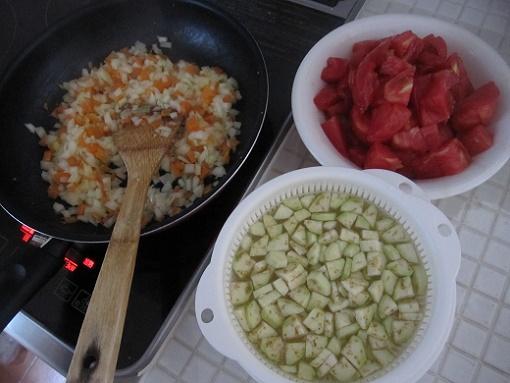 トマト煮2 16.8.19