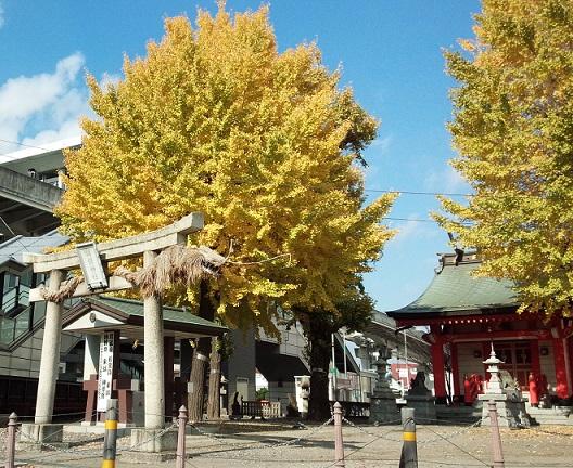 江北胡禄神社