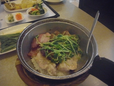 台南の昼食4