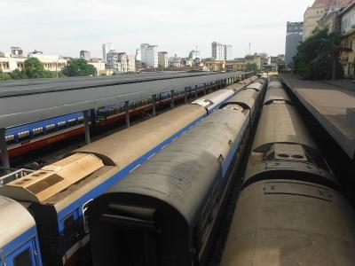 ハノイ駅3