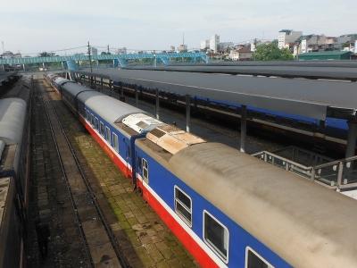 ハノイ駅4