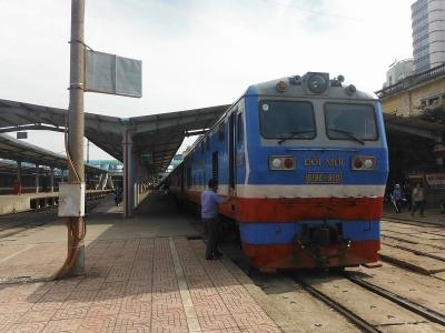 ハノイ駅7