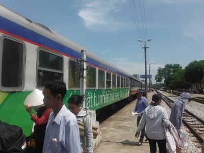 ベトナム鉄道4