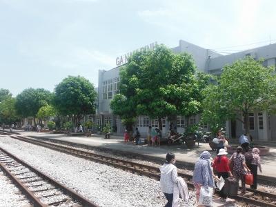 ベトナム鉄道5