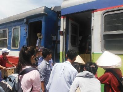 ベトナム鉄道8