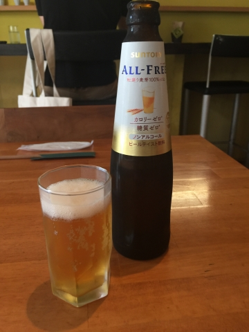 アルコールフリー