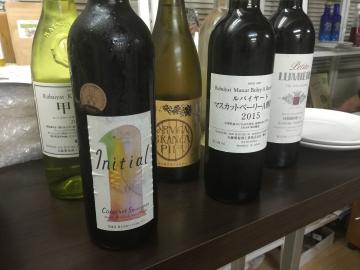 勝沼ワイン