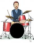 ビットマン。ドラム。