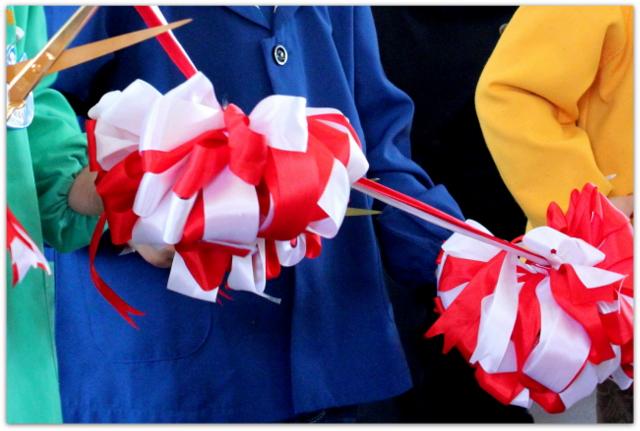 青森県 弘前市 弥生いこいの広場 開場式 保育園 スナップ写真 集合写真 出張カメラマン イベント 行事 祭り 発表会