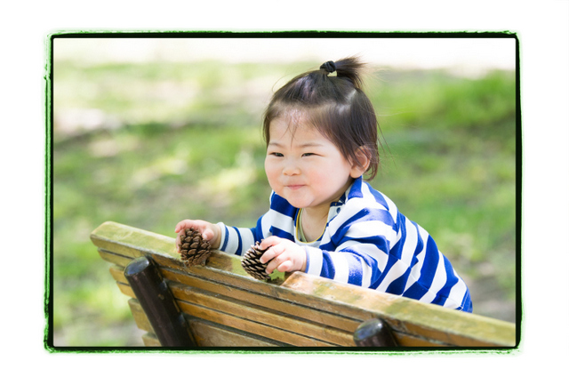 青森県 弘前市 出張カメラマン キッズロケーション 誕生日 記念写真 家族写真 子ども写真 赤ちゃん写真 公園