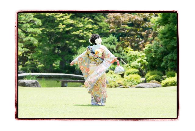 青森県 弘前市 藤田記念庭園 成人式 記念写真 撮影 カメラマン ロケーション 出張