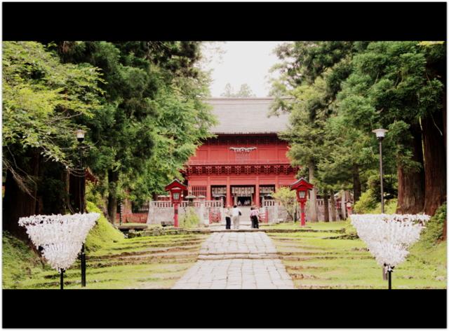 小学校 行事 撮影 ビデオ DVD ムービー 弘前市 お山参詣